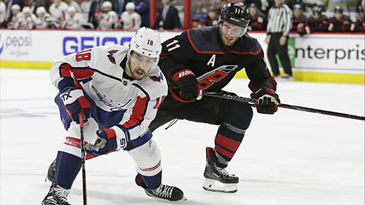Carolina Hurricanes pick Jordan Staal to replace Williams as captain