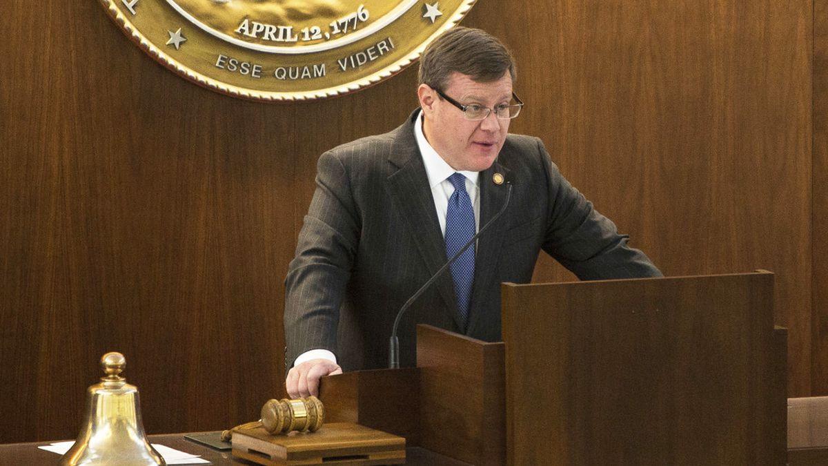 Ethics complaint filed against North Carolina House speaker Moore