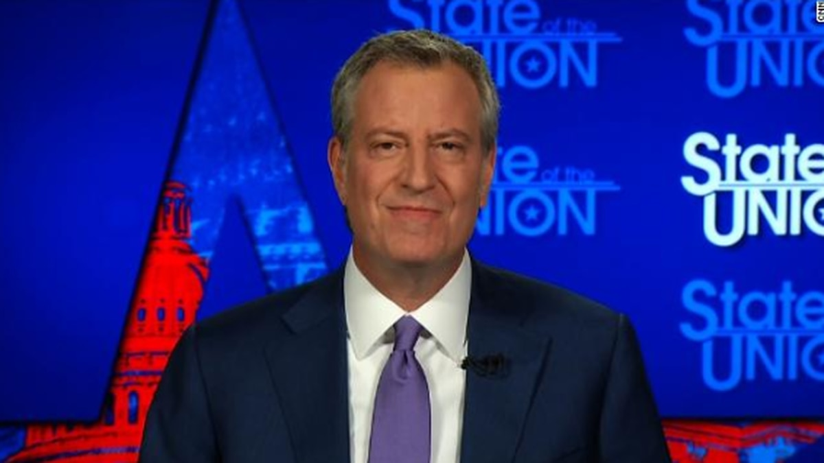 New York Mayor drops out of 2020 Democratic race