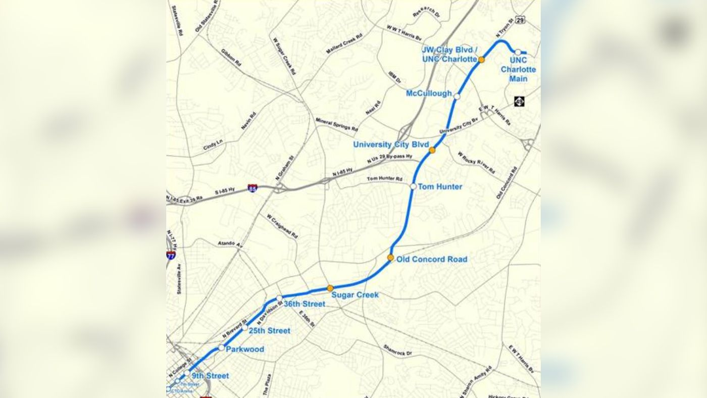 CATS announces opening date of LYNX Blue Line Extension on charlotte lynx ticket, charlotte lynx stations, charlotte red line, nfta metro bus map, charlotte lynx logo, charlotte lynx rail, charlotte transit system, lynx transit map, orlando lynx map, mecklenburg county gis map, charlotte gold rush, mecklenburg county zip code map, charleston trolley route map, charlotte lynx expansion, charlotte trolley, lynx creek arizona map, charlotte lynx blue line, charlotte city transit, light rail map,