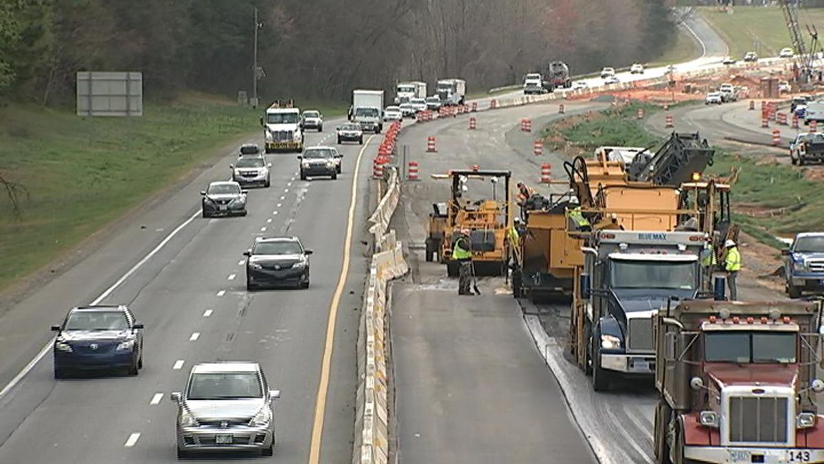 Bill to be introduced that would get rid of I-77 toll lane project