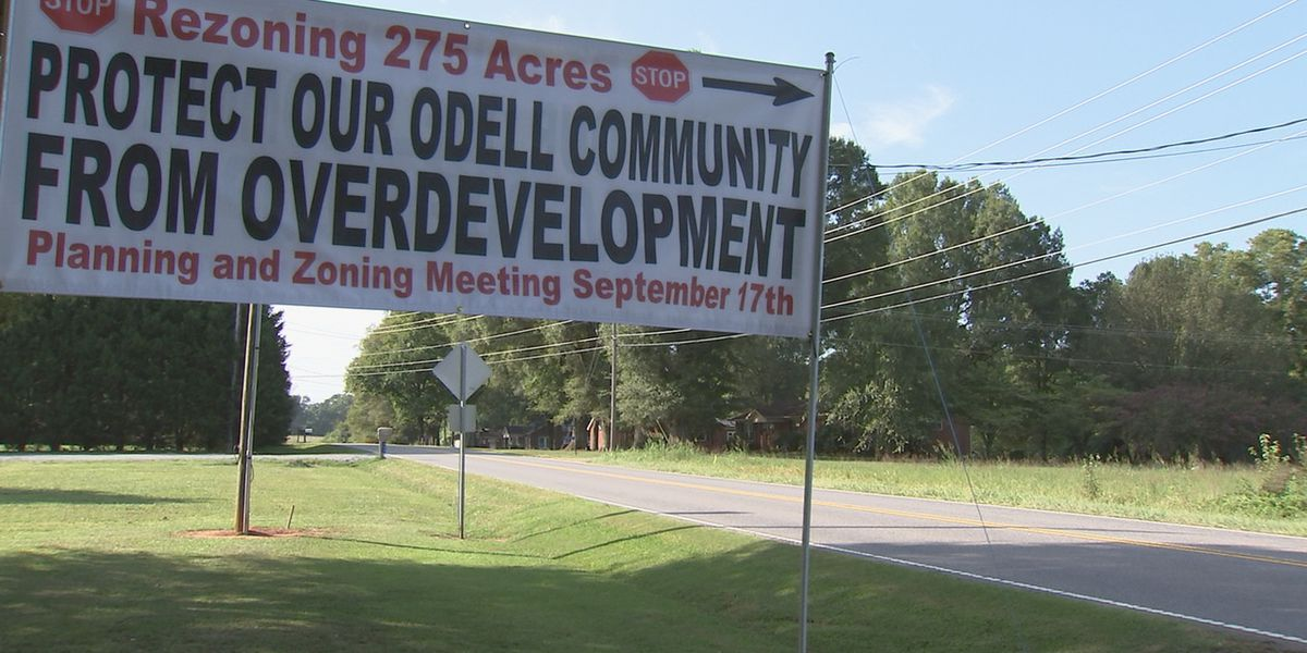 Residents concerned about proposal to bring hundreds of homes to Concord neighborhood