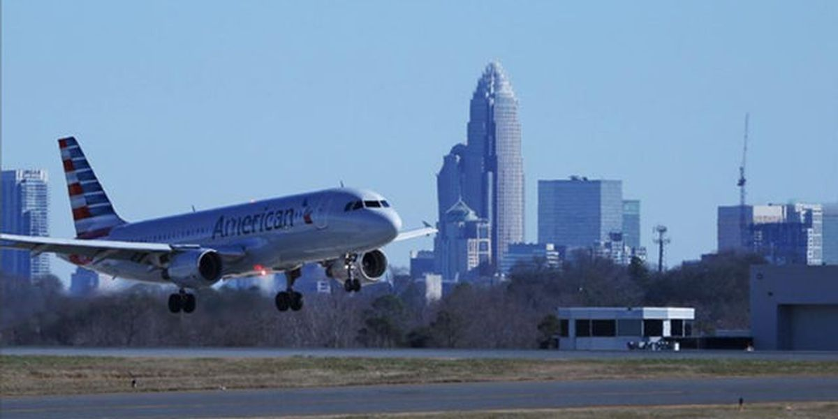 Report: Charlotte Douglas ranks second highest in US for average ticket prices
