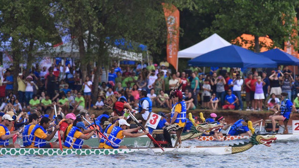 Dragons to race across Lake Norman