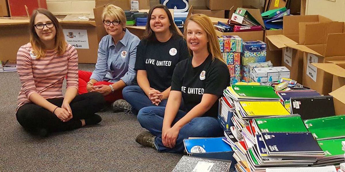 Caldwell County community works to help children at or below poverty level