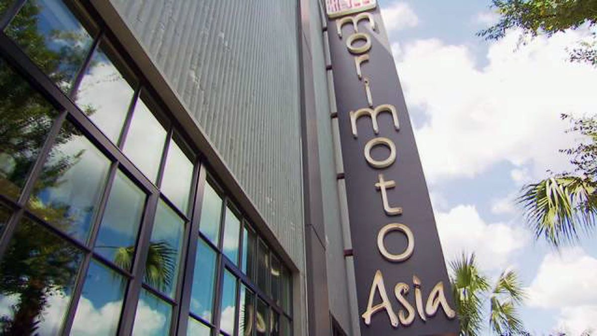 Officials: Hepatitis A case identified in Morimoto Asia restaurant worker; vaccines encouraged