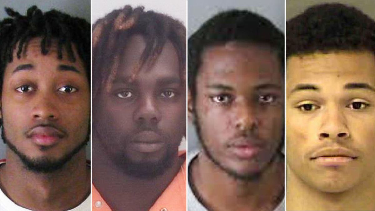 'Bloods' gang members get prison time related to area killings, shootings, robberies