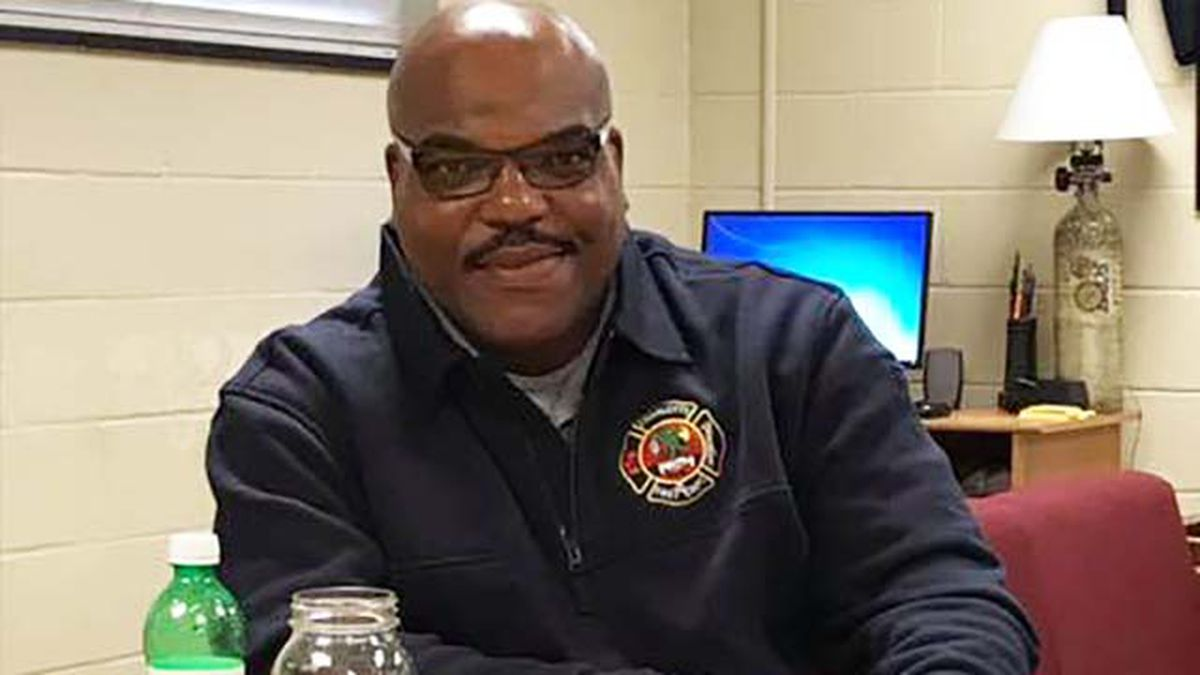 Beloved Charlotte firefighter laid to rest after long battle with illness