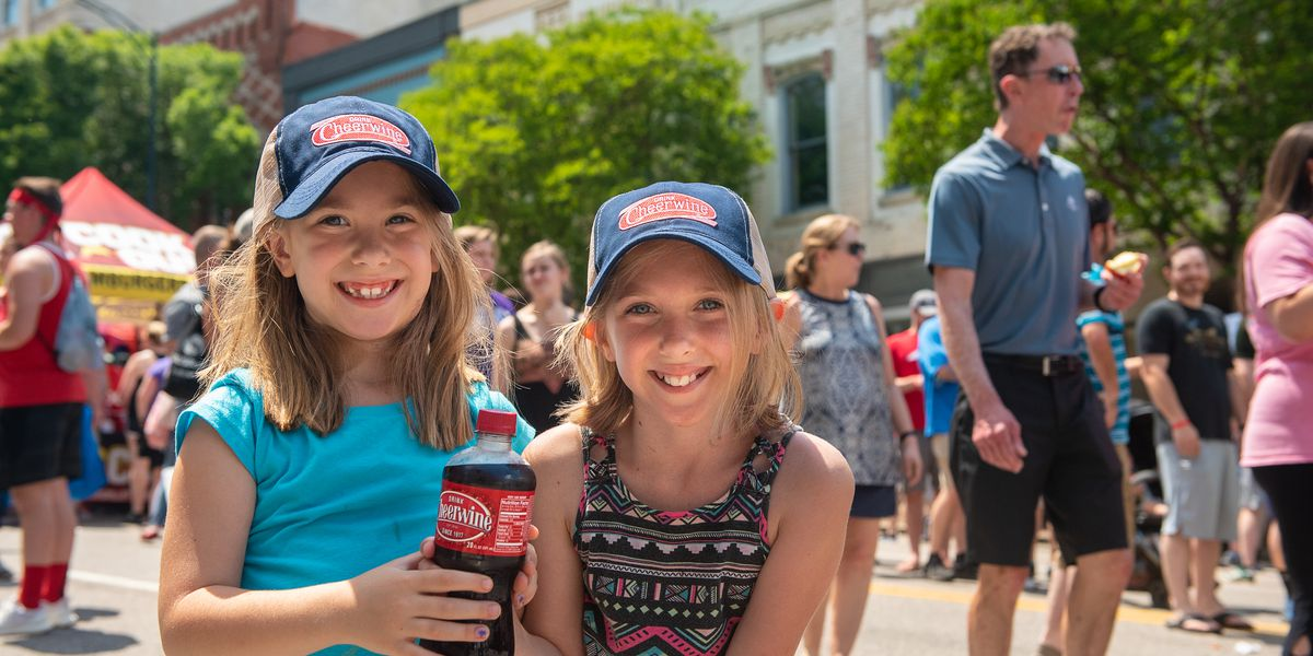 Cheerwine Festival will return this spring, you can design the official T-shirt