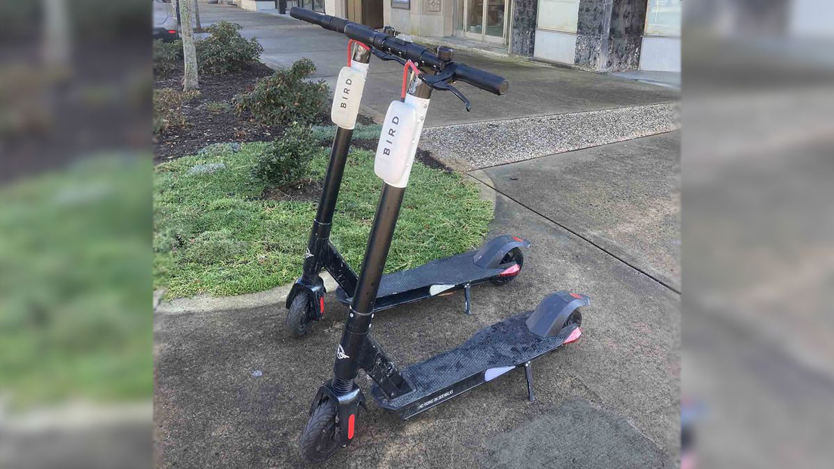 Electric scooters now available in downtown Gastonia