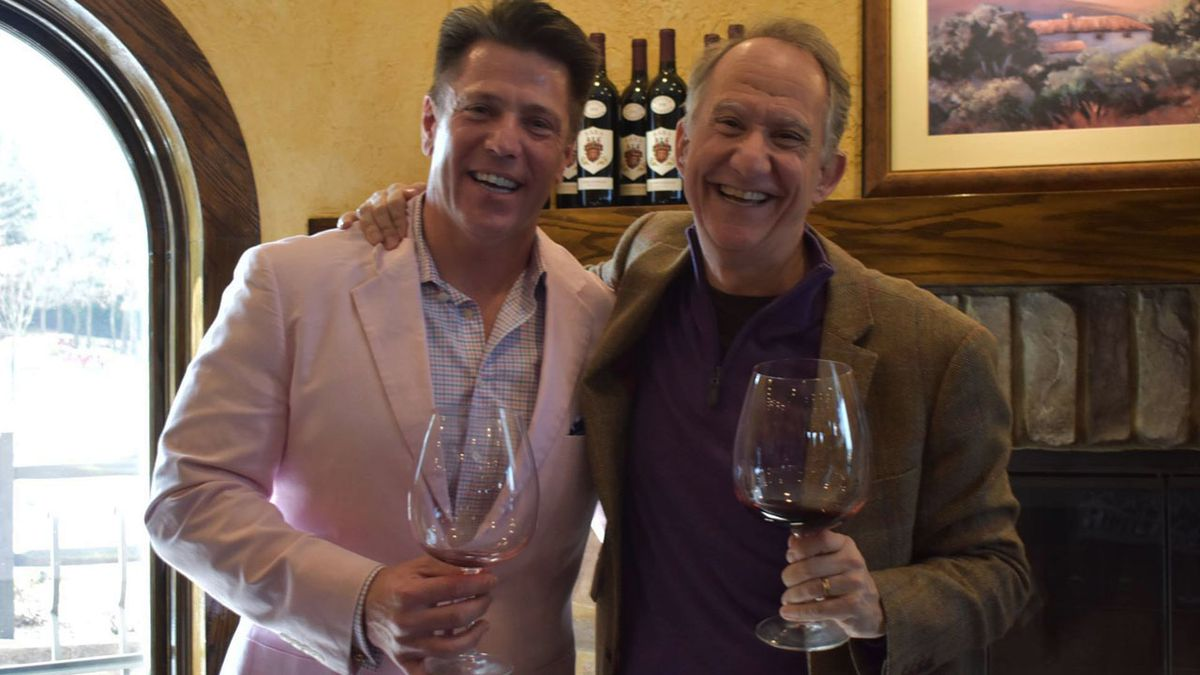 Award-winning Yadkin Valley winemakers collaborate on red wine blend