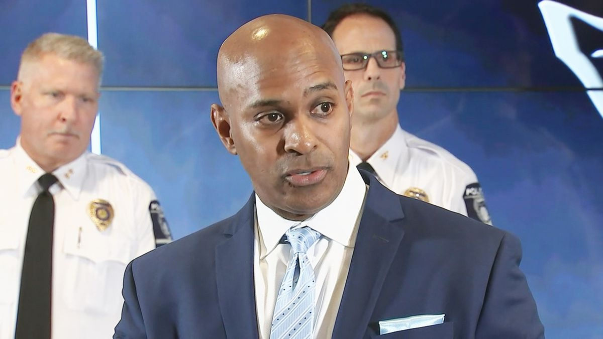 'It is time': CMPD chief announces he will retire on July 1