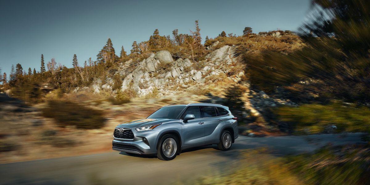 SPONSORED: Meet the 2020 Toyota Highlander at Toyota of N Charlotte