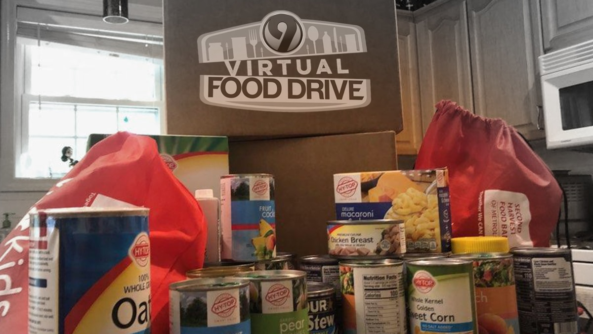 Second Harvest, 9 Food Drive call on public to help meet increased food need