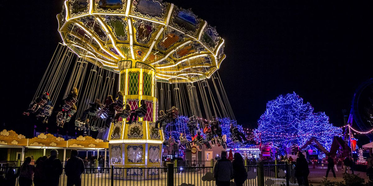 Carowinds transforms into holiday wonderland for WinterFest