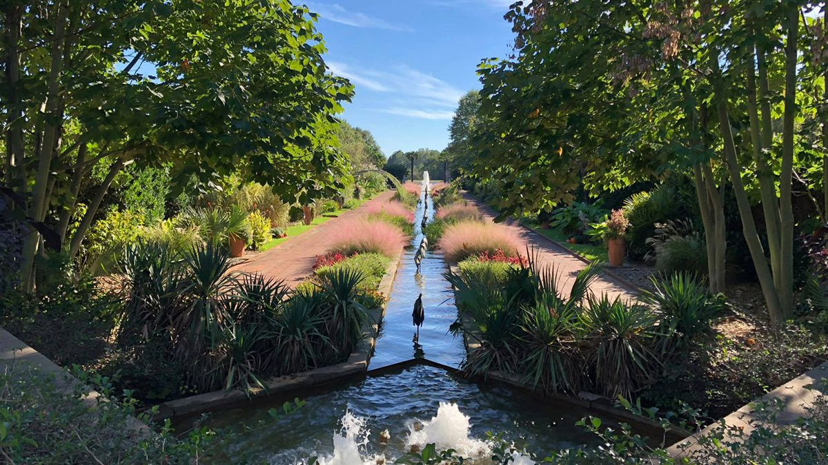 Daniel Stowe Botanical Garden reopens for weekend visits