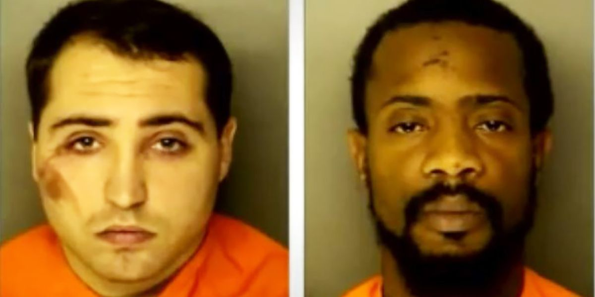 Police: 2 men caught raping woman at Myrtle Beach shopping center