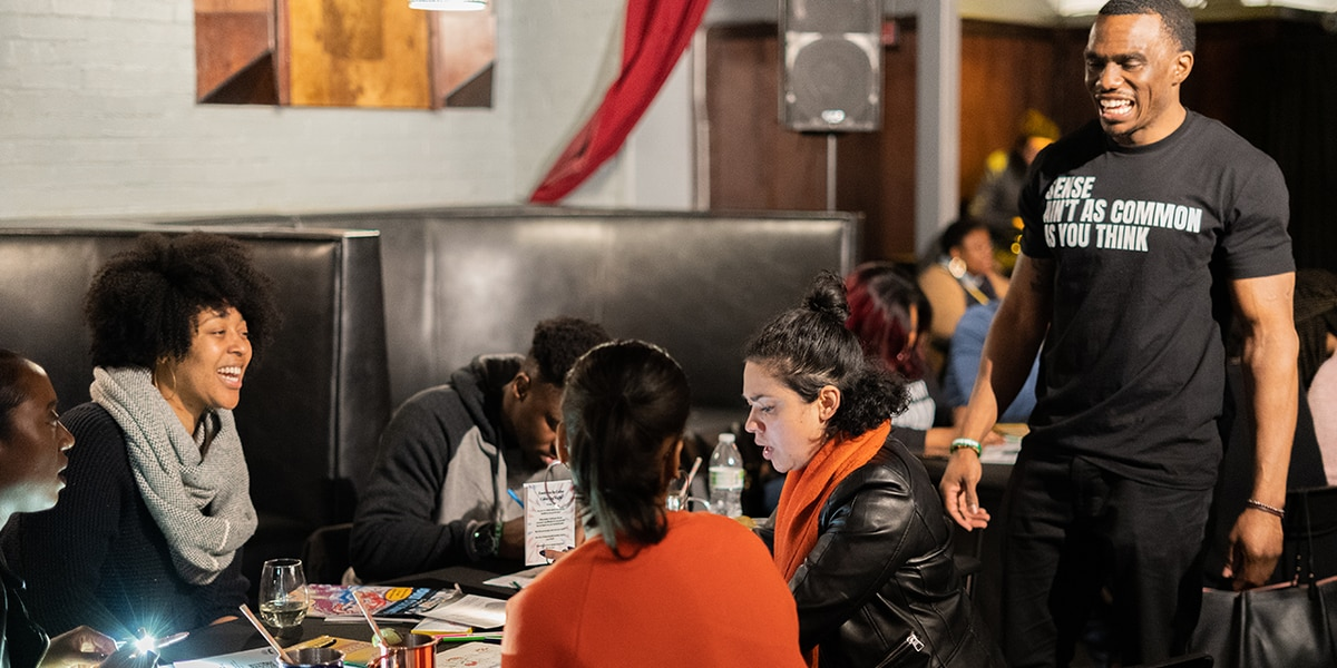 Mayor's alliance invites mentors to mental health self-care coloring night