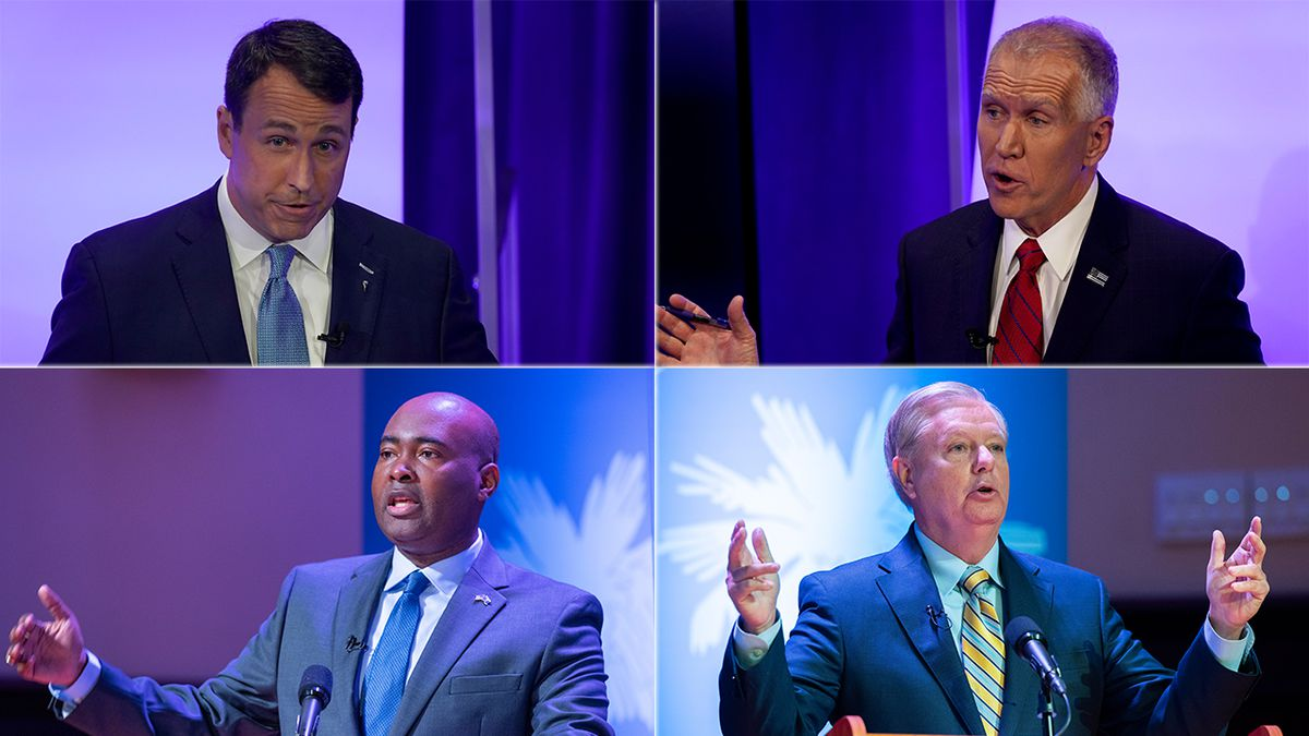 NC, SC Senate races are some of the most expensive ever