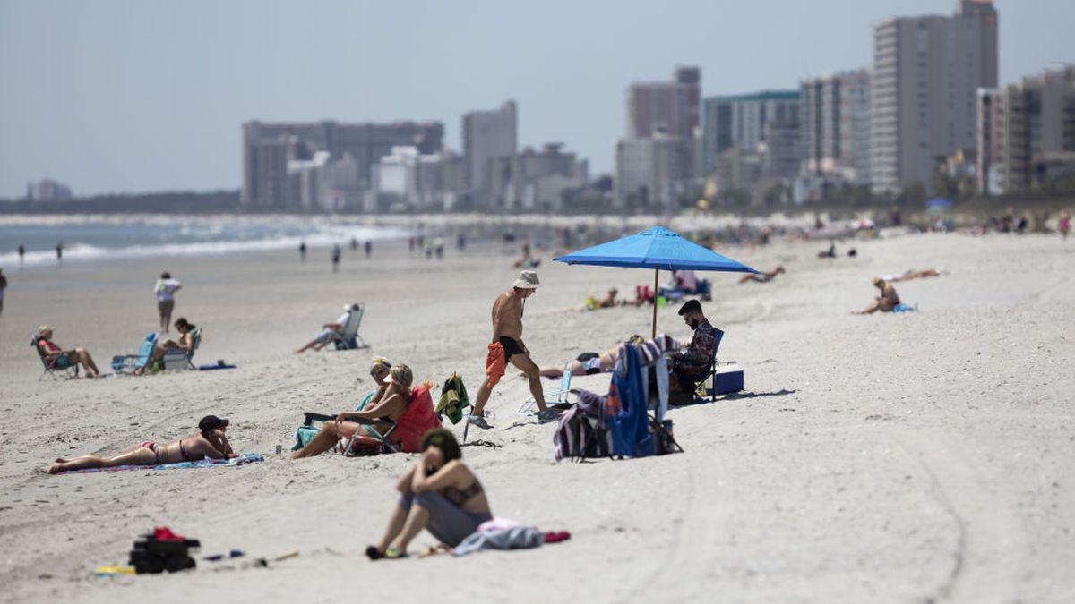 Hotels In Myrtle Beach See Historic Low
