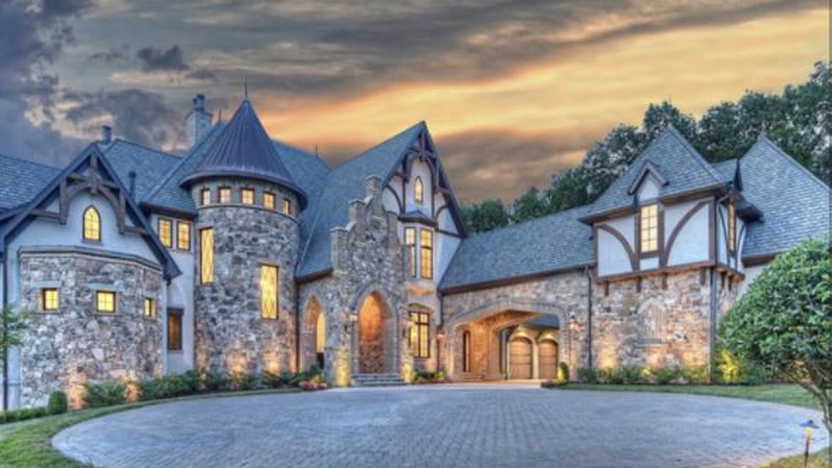 Mooresville mansion sets real estate record in $7.5M sale