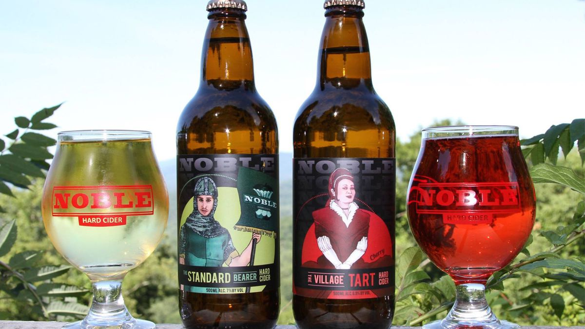 Four must-try NC ciderworks