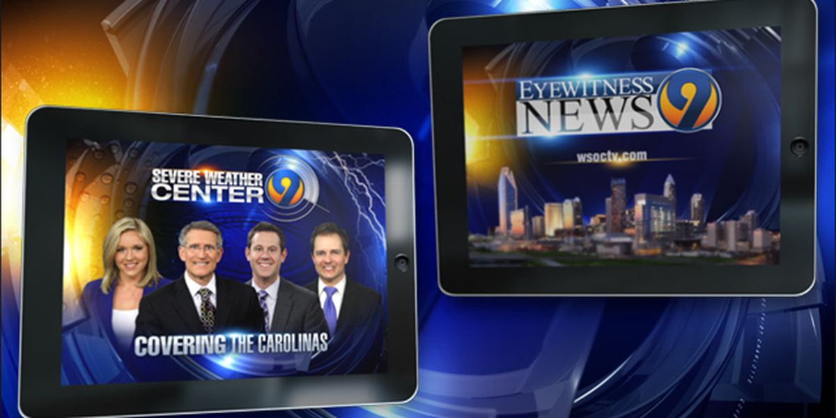 Get the WSOC-TV iPad news, weather apps