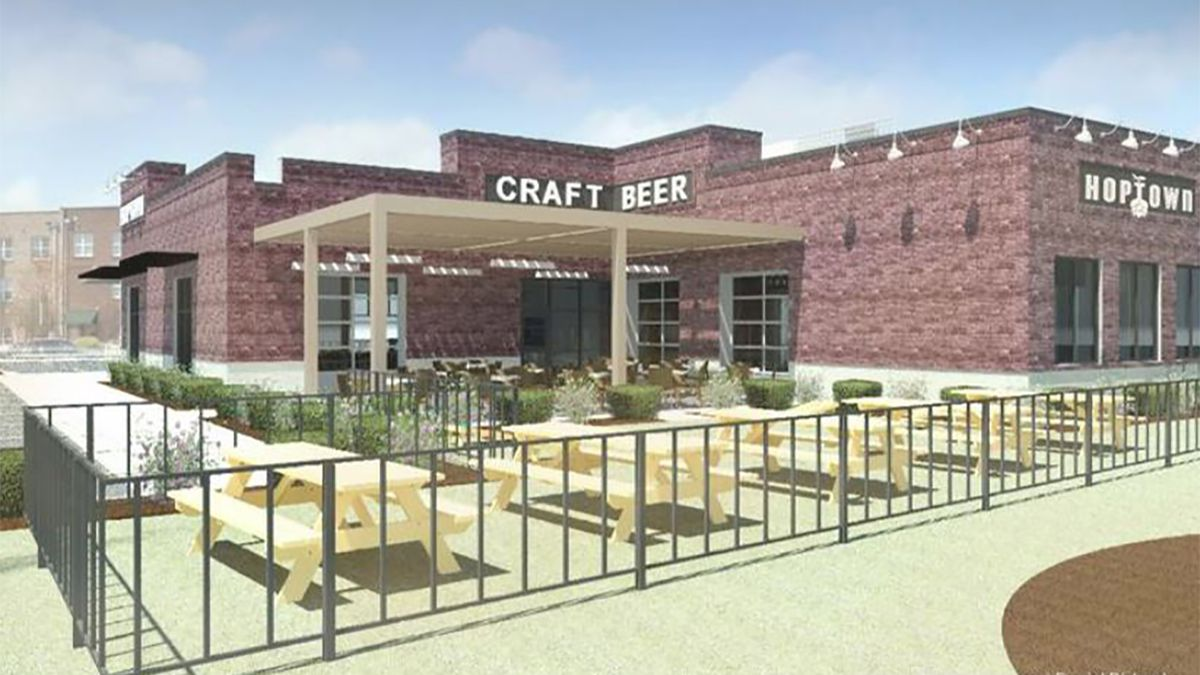 Hoptown Brewing to debut in Mooresville later this year