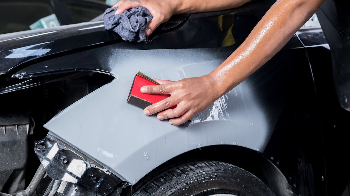 SPONSORED: What tools do you need for auto body work?