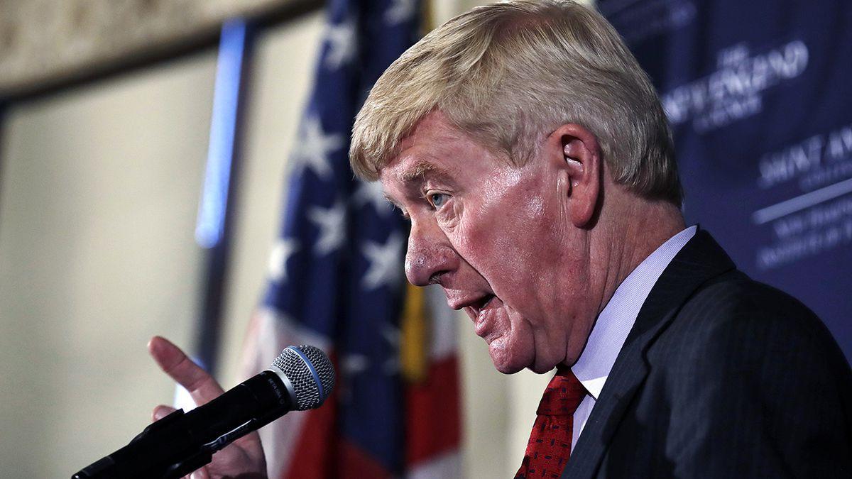 2020 presidential race: Who is Bill Weld?