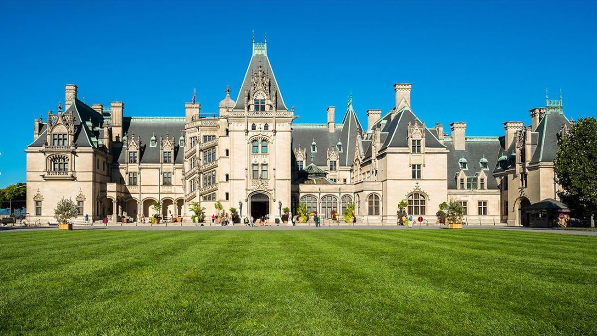 Biltmore Estate Slowly Reopens To