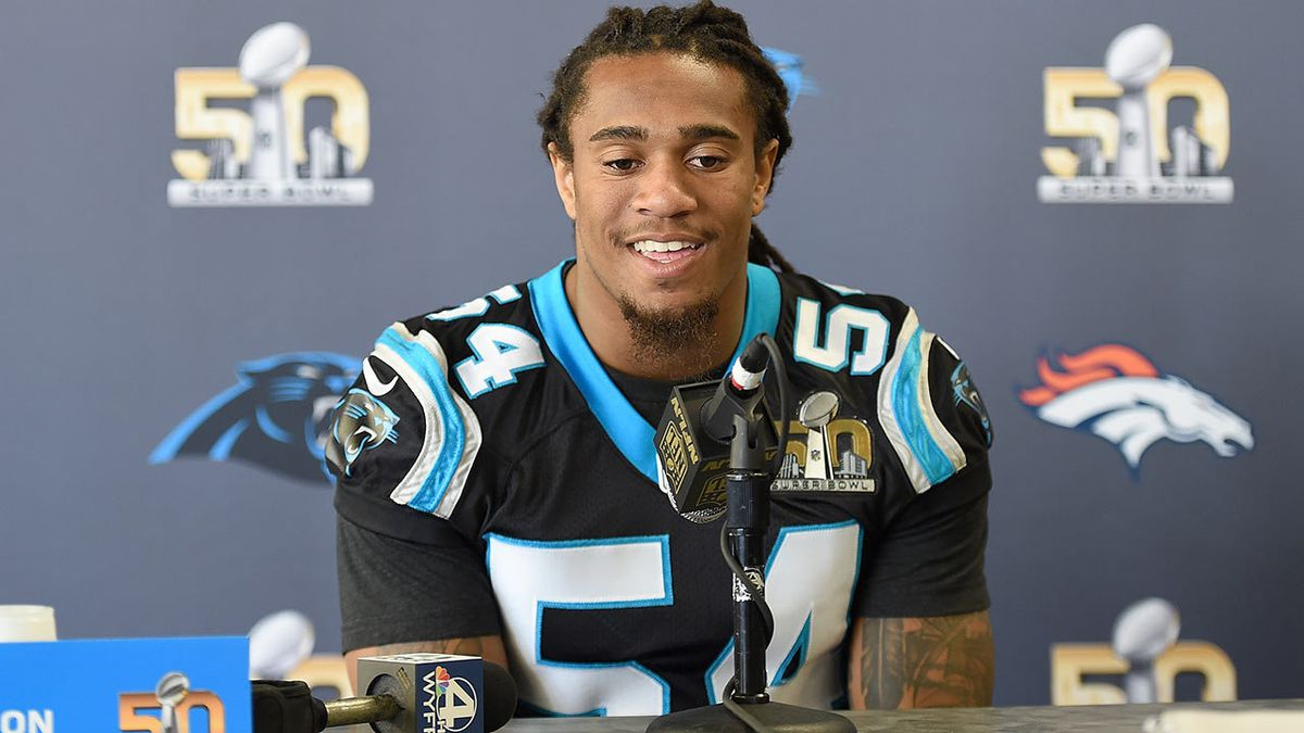 Panthers' LB Shaq Thompson selected as NFL Man of the Year nominee