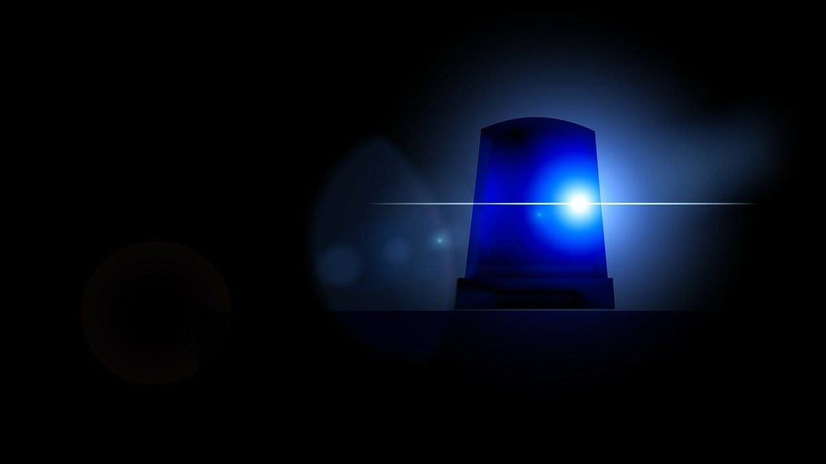 Tennessee man fleeing from deputy still uses turn signal