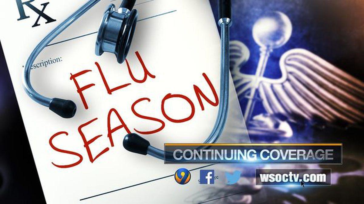 North Carolina health officials report 13 new flu deaths