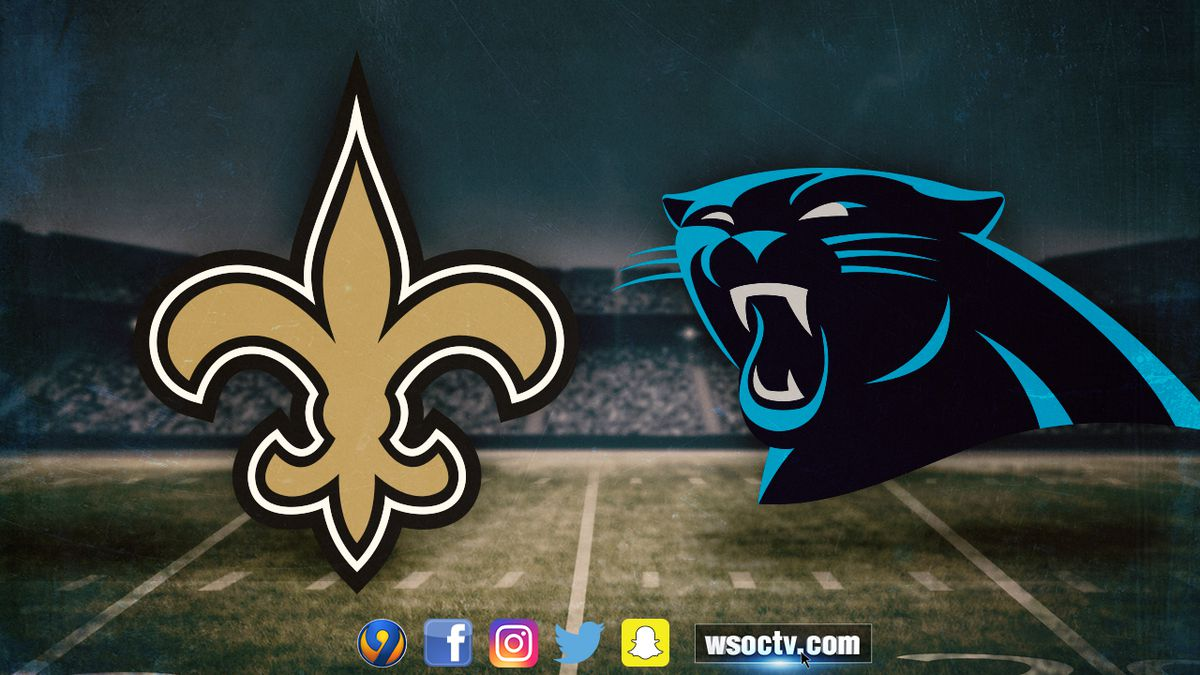 Saints look to improve playoff position vs. rival Panthers
