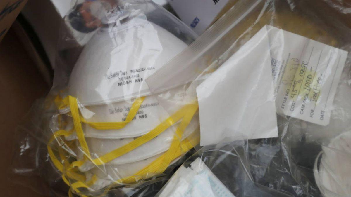 Coronavirus: NJ man drives 530 miles to deliver N95 masks to sister