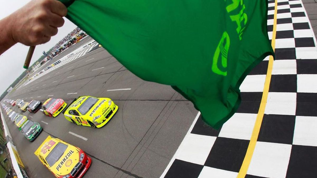 Speedway, NASCAR Hall offer fans virtual experiences for race weekend