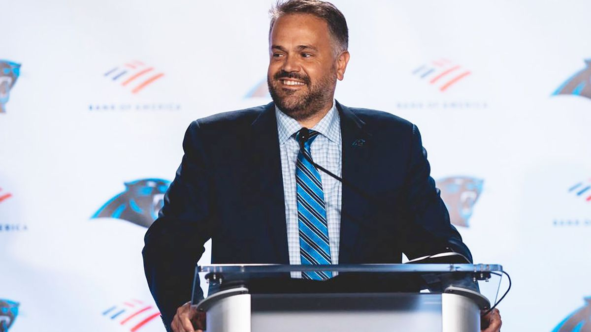 New Panthers head coach Matt Rhule puts home on market for $2.5M