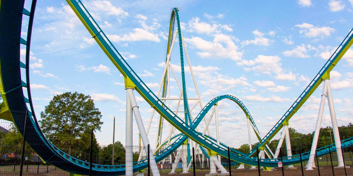 Carowinds' Fury 325 named 'Best Steel Coaster in the World' for 4th year in a row