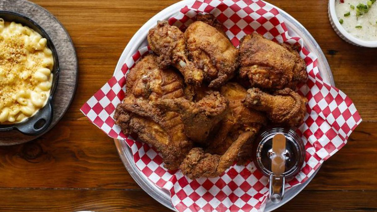 Fried chicken-and-beer concept targets opening in South End