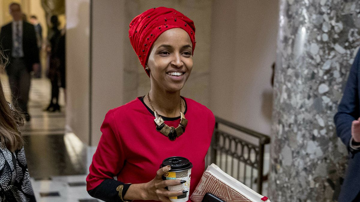 Rep. Ilhan Omar apologizes for using 'anti-Semitic tropes'