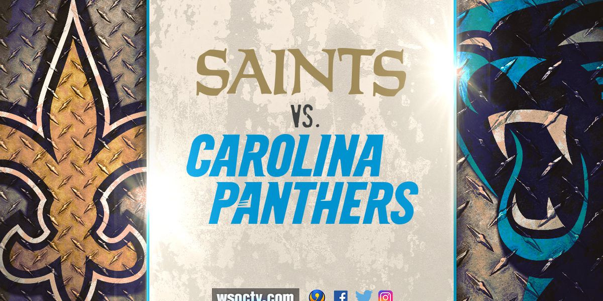 Going for it: Saints could clinch 1st-round bye against struggling Carolina Panthers