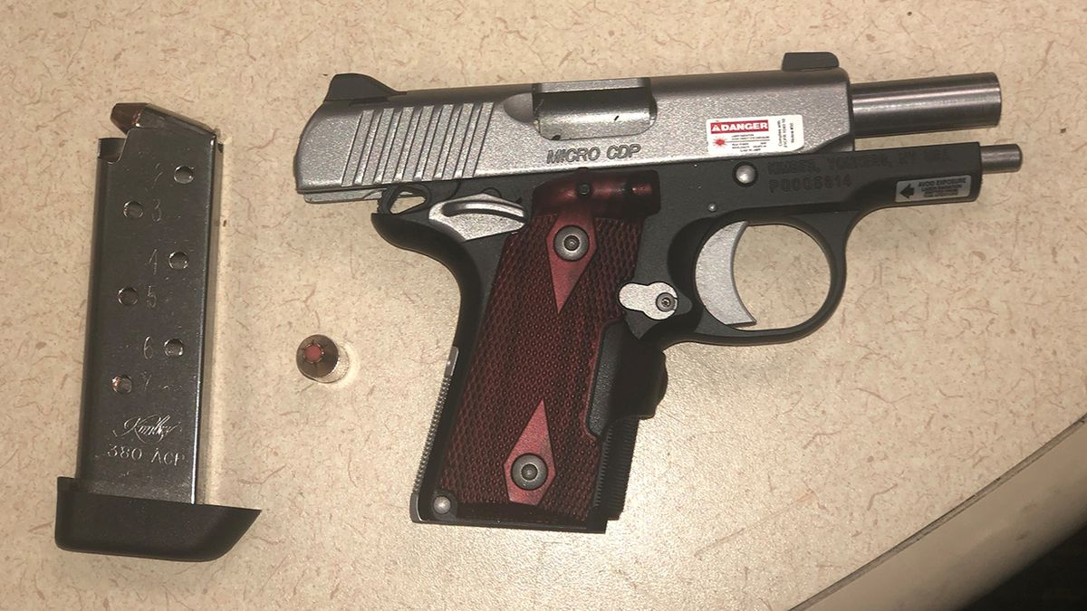 TSA officer spots loaded handgun at Charlotte-Douglas checkpoint