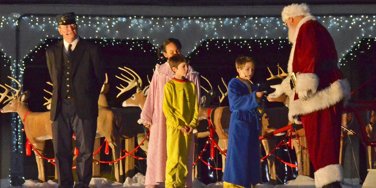 Hop aboard 'The Polar Express' at N.C. Transportation Museum