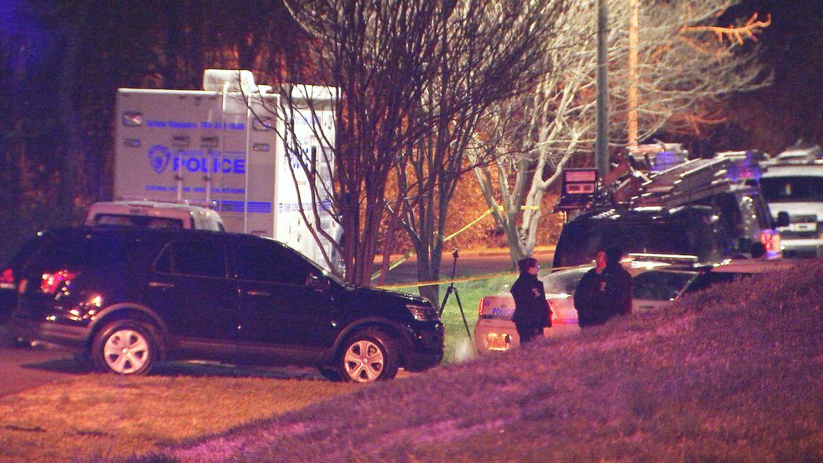 Arrest made after man shot, killed outside south Charlotte apartment building