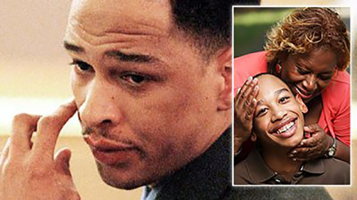 Rae Carruth sends son money after being released from prison