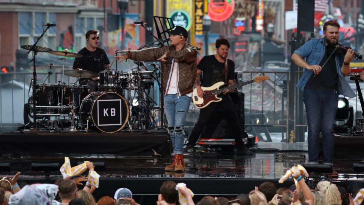 Drummer for country musician Kane Brown killed in crash