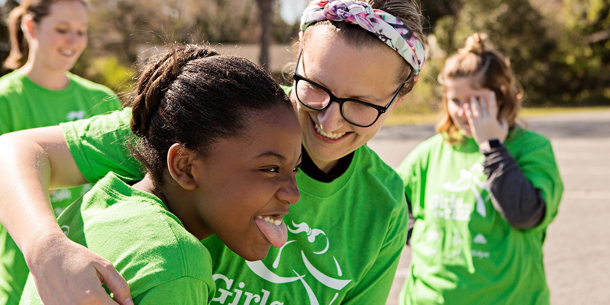Girls on the Run mentors believe every girl is full of power, potential