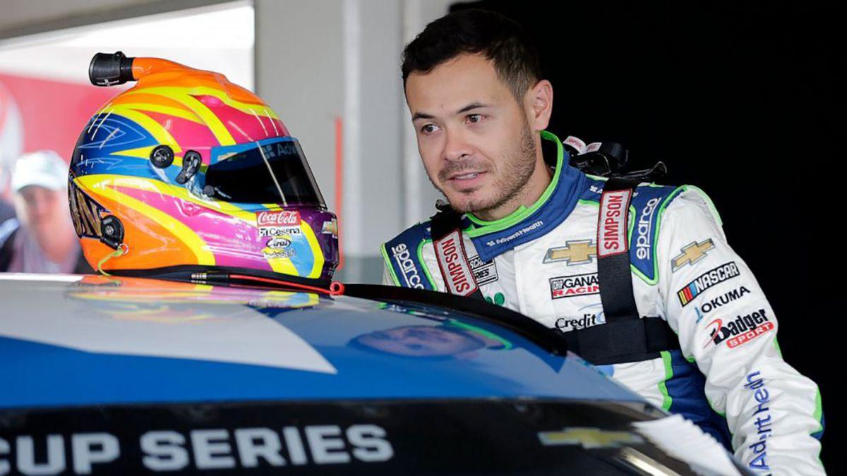 Hendrick Motorsports hires banished Kyle Larson to drive flagship No. 5