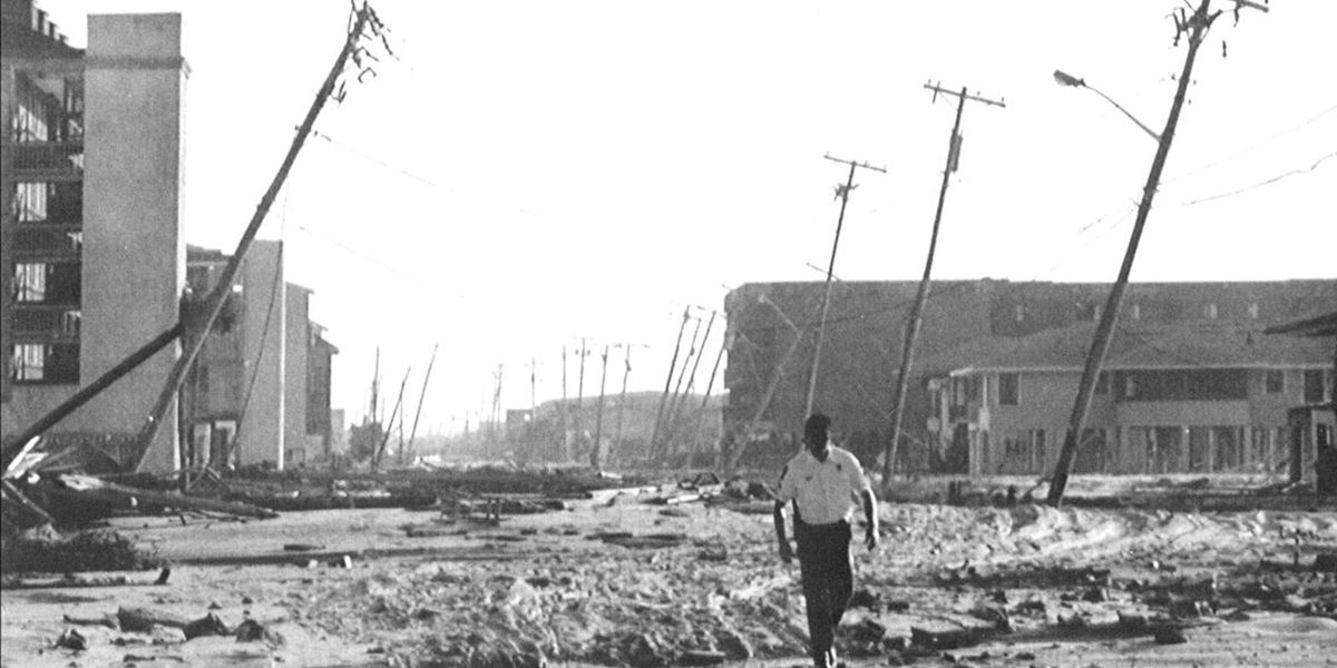 Hugo at 30: Remembering the first US modern hurricane